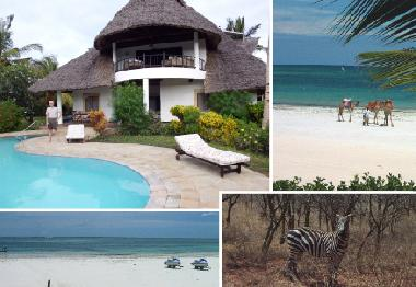 Diani Beach Holiday Rentals