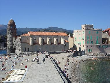 Holiday Apartment In Collioure Pyrénées Orientales Or Homes And Vacation Rentals