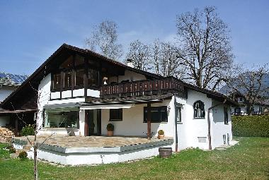 Holiday House in Garmisch-Partenkirchen (Upper Bavaria) or holiday homes and vacation rentals