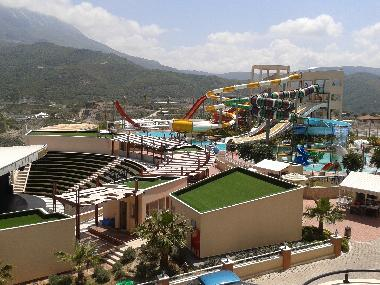 Goldcity amfitheater and waterpark