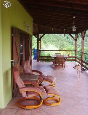 Villa in deshaies (Guadeloupe) or holiday homes and vacation rentals