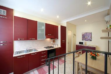 Kitchen apartment N 4