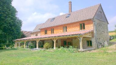 Holiday House in Cersot (Saône-et-Loire) or holiday homes and vacation rentals