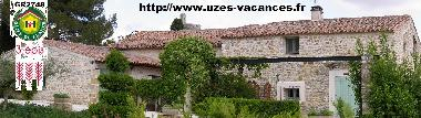 Holiday House in Garrigues Sainte Eulalie (Gard) or holiday homes and vacation rentals