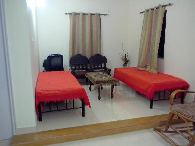 Holiday Apartment in bardez (Goa) or holiday homes and vacation rentals