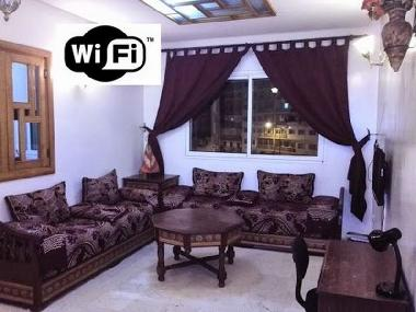 Holiday Apartment in Casablanca (Casablanca) or holiday homes and vacation rentals