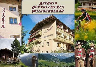 Holiday Apartment in Oberau Wildschoenau (Tiroler Unterland) or holiday homes and vacation rentals