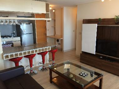 Holiday Apartment in Concon (Valparaiso) or holiday homes and vacation rentals
