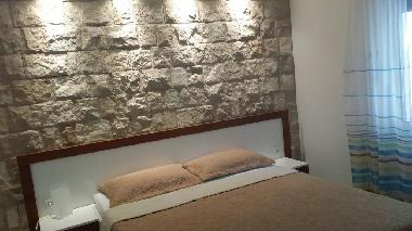 Holiday Apartment in Dobra Voda/ Veliki Pijesak (Montenegro) or holiday homes and vacation rentals
