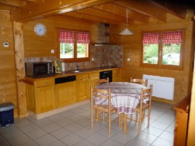 Chalet in saint maurice sur moselle (Vosges) or holiday homes and vacation rentals