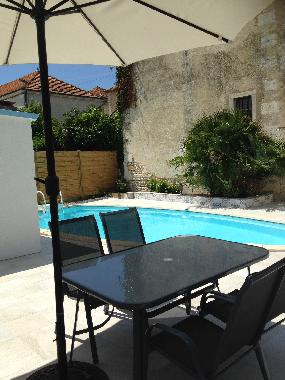 Holiday House in st romain de benet (Charente-Maritime) or holiday homes and vacation rentals