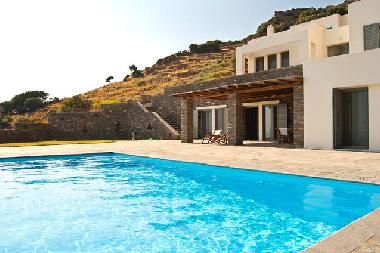Villa in ANDROS (Kyklades) or holiday homes and vacation rentals
