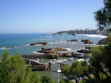 Holiday Apartment in BIARRITZ (Pyrénées-Atlantiques) or holiday homes and vacation rentals
