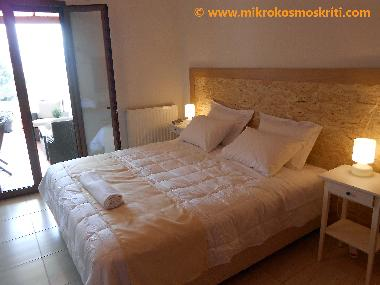 Double room n.1 of Gold Apartment