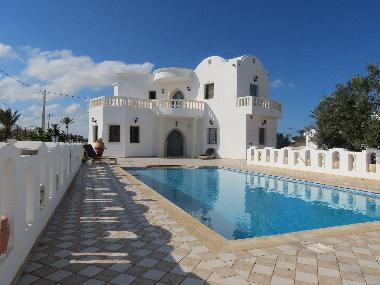 Villa in tezdaine (Madanin) or holiday homes and vacation rentals
