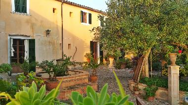 Holiday rental Villa Cas Padri in Muro. Mallorca.2