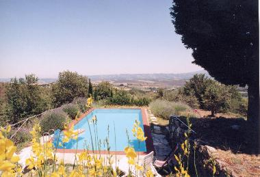 Villa in SAN CASCIANO DEI BAGNI (Siena) or holiday homes and vacation rentals