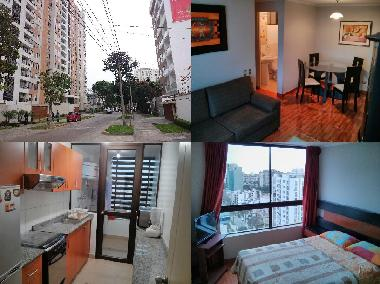 Holiday Apartment in Jesus Maria, Lima (Lima) or holiday homes and vacation rentals