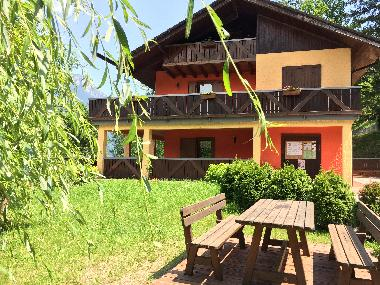 Holiday Apartment in Pieve di Ledro - Doss di Pur (Trento) or holiday homes and vacation rentals