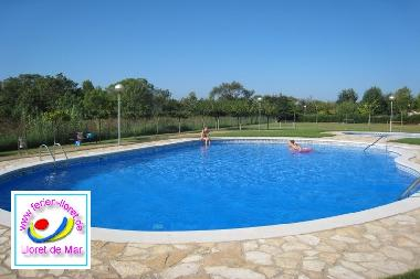 In Spain, on the Costa Brava holiday house Playa de Pals, Spain suitable for 6 people with community
