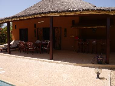 Villa in nianing (Thies) or holiday homes and vacation rentals