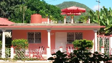 Holiday House in Vinales (Pinar del Rio) or holiday homes and vacation rentals