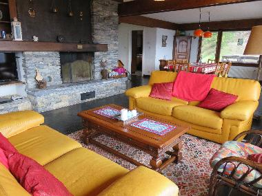 Chalet in Chemin-dessus (Martigny) or holiday homes and vacation rentals