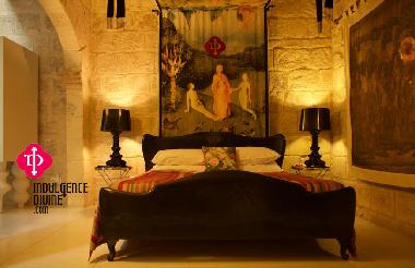 Historic holiday accommodation Malta - bedroom