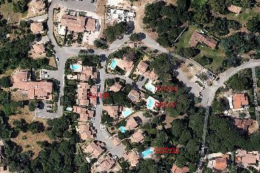 Holiday House in Les Issambres (Var) or holiday homes and vacation rentals