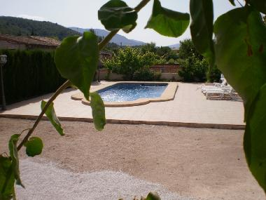 Villa in Jalon (Alicante / Alacant) or holiday homes and vacation rentals