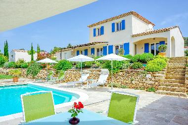 Holiday House in Pourrières (Var) or holiday homes and vacation rentals