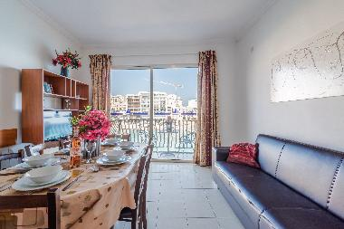 Holiday Apartment in St Julians (Malta) or holiday homes and vacation rentals