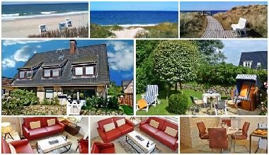 Holiday Apartment in Westerland (Nordfriesische Inseln) or holiday homes and vacation rentals