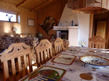 Holiday House in Lansjärv Ängeså Aspberg (Norrbotten) or holiday homes and vacation rentals