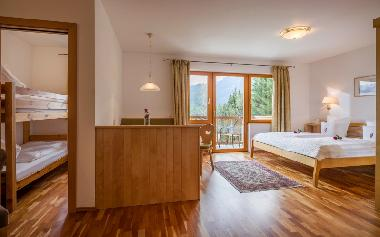 Apartment Oberndorf with stunning valley view